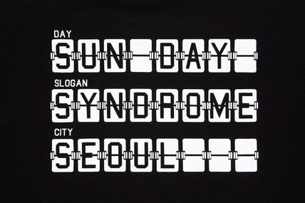 ROMANTIC CROWN Tシャツ・カットソー ROMANTIC CROWN★SUNDAY SYNDROME LONG SLEEVE 3色(15)