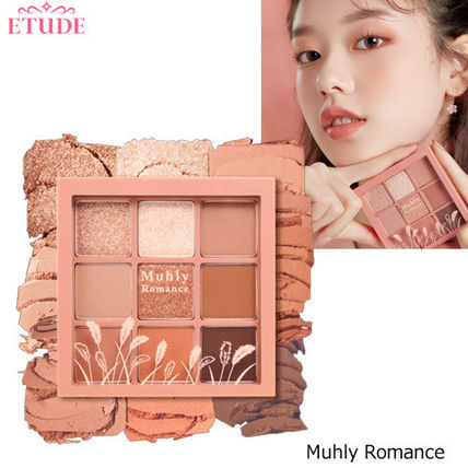ETUDE HOUSE■Play Color Eyes Muhly Romance シャドウパレット