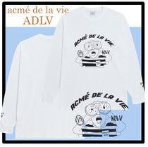 ☆関税込☆acme' de la vie★DONUTS BOY LONG SLEEVE T-SHIRT