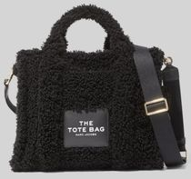 MARC JACOBS☆THE TEDDY SMALL TRAVELER TOTE BAG☆テディ☆