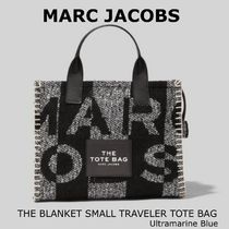 MARC JACOBS☆THE BLANKET SMALL TRAVELER TOTE BAG☆