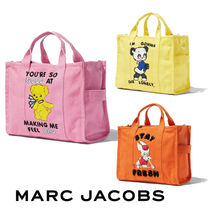 ◎Magda Archer x MARC JACOBS◎The Small Traveler Tote トート