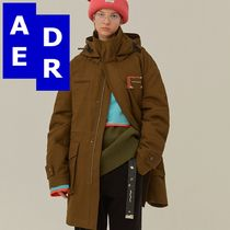 ★Adererror★Torn label KHAKI