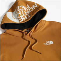 限定 *THE NORTH FACE* Seasonal Drew Peak ロゴ フーディ/Tan