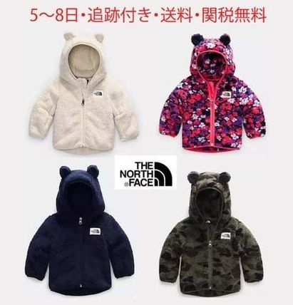 THE NORTH FACE★人気!CAMPSHIRE BEAR HOODIE( ベビー0~24M)