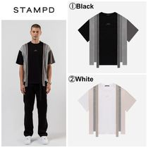 【STAMPD】☆新作☆半袖Tシャツ☆RECONSTRUCTED TEE