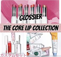 Glossier The Core Lip Collection カスタム リップ セット