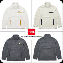 【THE NORTH FACE】★韓国大人気★M'S SHERPA TECH L/S SNAP TEE