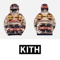 【KITH X COCA-COLA X PENDLETON】TERRY WILLIAMS 3 HOODIE
