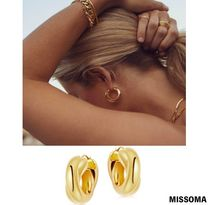 MISSOMA Lucy Williams gold chunky entwine フープ 関送無料