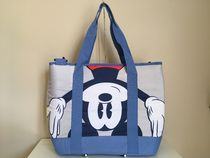 Disney Mickey Mouse Summer Fun Cooler Tote Bag 国内即発送