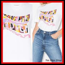 【EMILIO PUCCI】Sirens Song Tシャツ