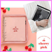 【2nul】日付書き込み式 [A6 WIDE] Cherry Pick Diary Zipper