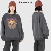 【Raoucohouse】Metallica Sun Dyeing スウェット