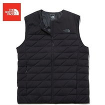THE NORTH FACE CITY EXPLORER T-BALL VEST ダウンベスト 薄手