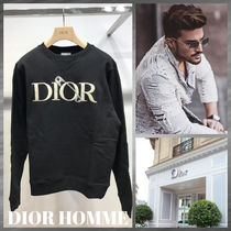 #DIOR HOMME直営店買付#DIOR AND JUDY BLAMEスウェット