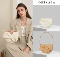 【OSTKAKA】LYCKA LUNE SADDLE BAG (2Color)