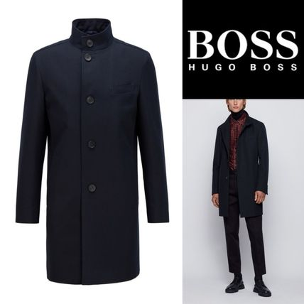 Hugo Bossヒューゴボス★Manteau Slim Fit★BOSSコート