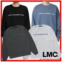 ★人気★【LMC】★CAPITAL LOGO SWEATSHIRT★
