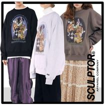 ★送料・関税込★SCULPTOR★ Puppy Friends Sweatshirt ★3色★