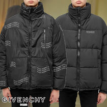 GIVENCHY☆STUDIO HOMME REVERSIBLE DOWN JACKET リバーシブル