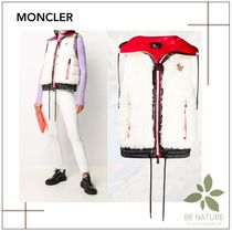 【Moncler】ダウンベスト WHITE ☆関税込み 国内発送☆