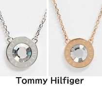 Tommy Hilfiger★Necklace Jewellery 2780284★2色 クリスタル