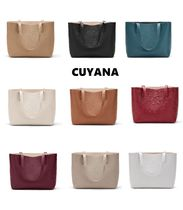 【CUYANA】送料込み☆Small Structured Leather Tote 9色♪