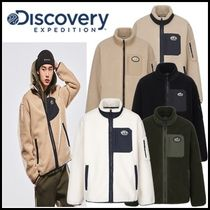 Discovery EXPEDITION(ディスカバリー) ジャケットその他 【Discovery】テーク 男性用 フリース ハイネックジャケット