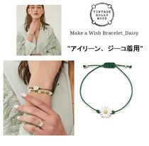 アイリーン、ジーコ着用[VH] Make a Wish Bracelet _ Daisy