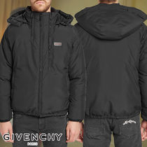 GIVENCHY☆TRIPLE ZIP SHORT PUFFER JACKET ダウンジャケット