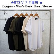 【GOCHUN】 Men's Basic Short Sleeve ★BTS 着用★