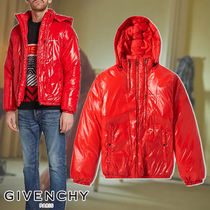 GIVENCHY☆LIGHT NYLON LOGO DOWN JACKET ダウンジャケット