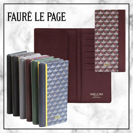 Faure Le Page カードケース・名刺入れ ◆Faure Le Page 20SS最新作◆7CC WALLET ETENDARD◆6色展開