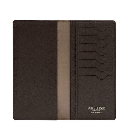 Faure Le Page カードケース・名刺入れ ◆Faure Le Page 20SS最新作◆7CC WALLET ETENDARD◆6色展開(10)