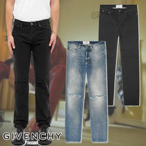 GIVENCHY☆DISTRESSED SKINNY STRETCH JEAN ダメージ加工がCOOL