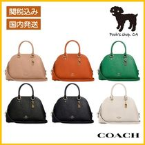 【COACH】Katy Satchel◆国内発送◆