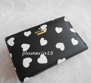 kate spade new york 折りたたみ財布 Sale!kate spade new york-cameron street hearts dara(2)