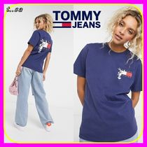 ★Tommy Jeans x Looney Tunes★コラボロゴTシャツ★関税送料込