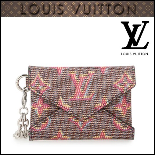 LOUIS VUITTON モノグラム 切り紙 ポーチ コイン カードケース (Louis Vuitton/財布・小物その他) 58235928