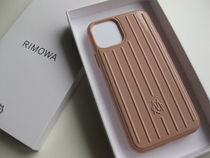 RIMOWA(リモワ) iPhone・スマホケース RIMOWA Polycarbonate Groove Cases for iPhone 追跡付