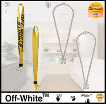 【SALE】OFF WHITE ☆ネックレス2種