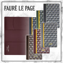 ◆Faure Le Page 20SS最新作◆PASSPORT COVER ETENDARD◆6色展開