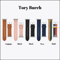 Tory Burch ☆MCGRAW BAND FOR APPLE WATCH☆ レザーバンド