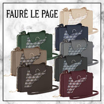 ◆Faure Le Page 20SS 最新作◆HOLSTER EcaillesCanvas◆8色展開