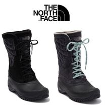 [ THE NORTH FACE] Thermoball Utility Mid Boot / スノーブーツ