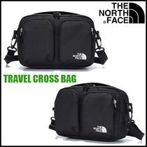 【THE NORTH FACE 】20-21新作★TRAVEL CROSS BAG M★