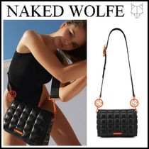 【大人気】 20-21AW!! ☆NAKED WOLFE☆ COOPER BLACK LEATHER
