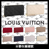 ★人気/直営店★【Louis Vuitton】ZIPPY WALLET 長財布 全10色