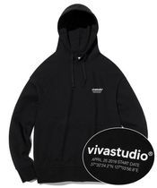 vivastudio LOCATION HOODIE JA [BLACK]